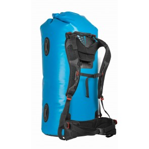Sea To Summit Hydraulic Dry Bag with Harness 90L Blue-20
