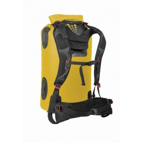 Sea To Summit Hydraulic Dry Bag with Harness 120L Yellow-20