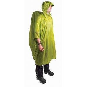 Sea To Summit Ultra-Sil Nano 15D Tarp-Poncho Lime-20