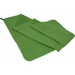 Nordisk Suede Towel Peridot Green L (60 x 120cm)-20