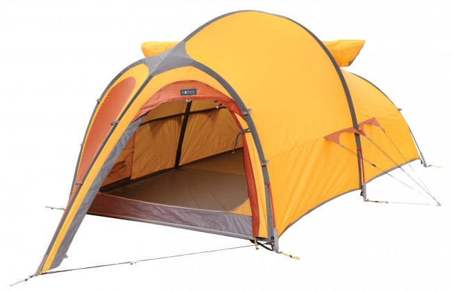exped polaris tent 2 person 4 season