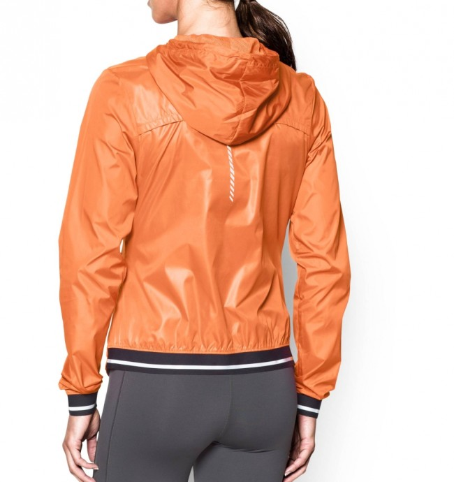 c7991b132 Under Armour Women's UA Storm Layered Up Jacket Cyber Orange - ca