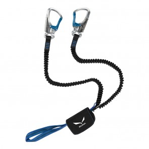 Salewa Set Via Ferrata Premium Attac SILVER/ROYAL BLUE-20