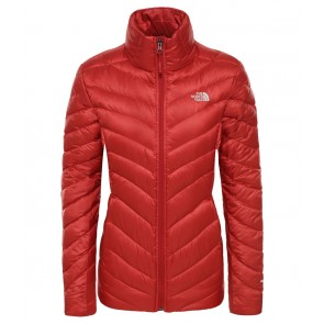 The North Face W TREVAIL JKT CARDINAL RED-20