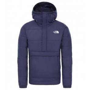 The North Face Men's Insulated Fanorak Jacket MONTAGUE BLUE-20