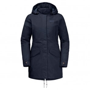 Jack Wolfskin Naha 3In1 Parka W midnight blue-20