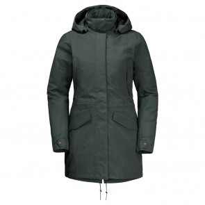 Jack Wolfskin Naha 3In1 Parka W greenish grey-20