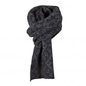 Dale of Norway Rose scarf Black / Smoke-20