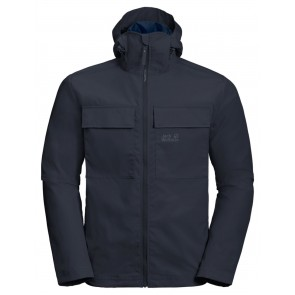 Jack Wolfskin Summer Storm Jacket M night blue-20
