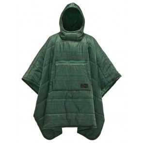 Therm-A-Rest Honcho Poncho Green Print-20