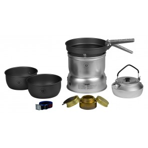 Trangia Storm Cooker 27-8 UL/HA small with Kettel-20