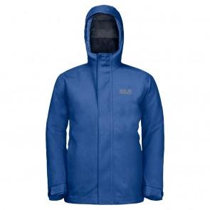 Jack Wolfskin Drei Berge 3In1 Jacket Kids coastal blue-20