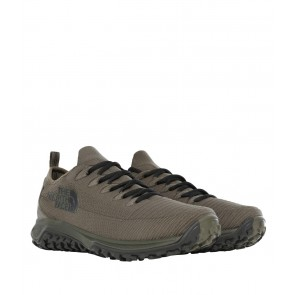 The North Face Men's Truxel Hiking Shoes NEW TAUPE GREEN/TNF BLACK-20