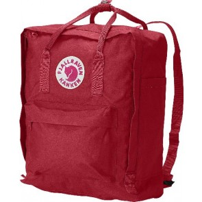 FjallRaven Kanken Deep Red-20