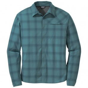 Outdoor Research Men's Astroman L/S Sun Shirt washed peacock-20
