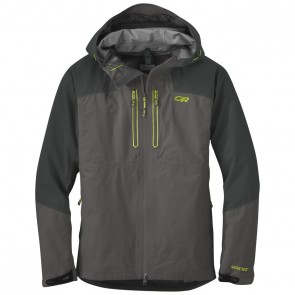 Outdoor Research OR Men's Furio Jacket pewter/charcoal-20