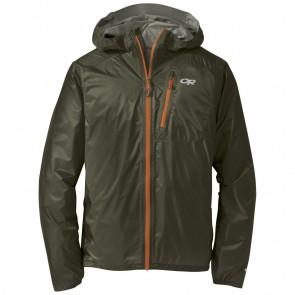 Outdoor Research Men's Helium II Jacket fatigue/ember-20