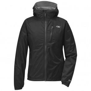 Outdoor Research Women's Helium II Jacket black/charcoal-20
