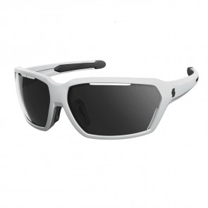 Scott Sunglasses Vector white matt/black grey-20