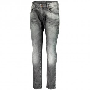 Scott Pants Denim Slim Factory Team L grey washed-20