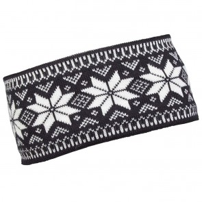 Dale of Norway Garmisch Headband Black / Off white / Dark charcoal-20
