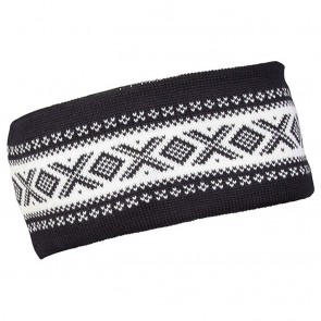 Dale of Norway Cortina Merino headband Black / off white-20