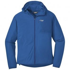 Outdoor Research Men's Tantrum II Hooded Jacket glacier/baltic-20