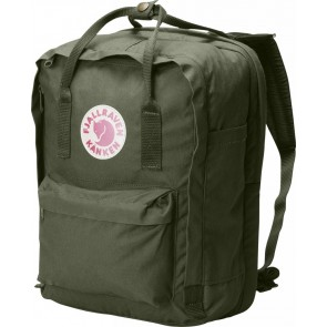 FjallRaven Kanken 13 Forest Green-20