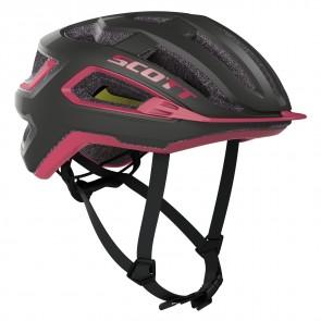 Scott Helmet Arx Plus (CE) dark grey/pink-20
