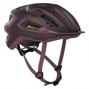 Scott Helmet Arx Plus (CE) maroon red/cassis pink-20