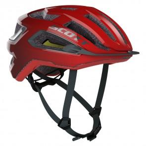 Scott Helmet Arx Plus (CE) fiery red/storm grey-20