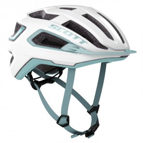 Scott Helmet Arx (CE) pearl white/ stream blue-20