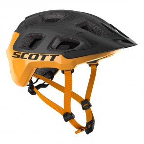 Scott Helmet Vivo Plus (CE) dark grey/fire orange-20