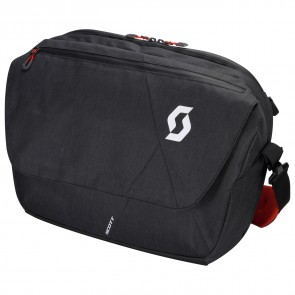 Scott Bag Messenger 25 dark grey/red clay-20