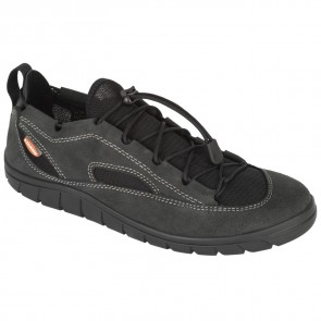 Lizard Fin II Leather carbon black-20
