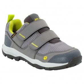 Jack Wolfskin Mtn Attack 3 Texapore Low Vc K grey / lime-20
