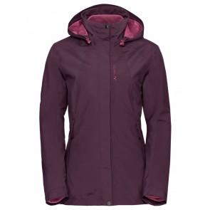 VAUDE Women's Kintail 3in1 Jacket IV fuchsia-20