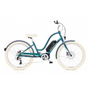 Electra Townie Go! 8D Ladies' Aurora Metallic-20