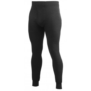 Woolpower Long Johns with Fly 200 Black-20