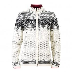 Dale of Norway Valle Fem Jacket off white / black-20