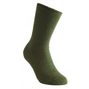 Woolpower Socks Classic 600 (5 Pack) Pine Green-20