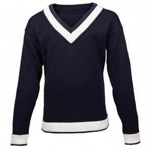 Dale of Norway Morgedal Kids Sweater Navy/Off white-20