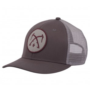 Black Diamond Bd Trucker Hat Slate-Nickel-20