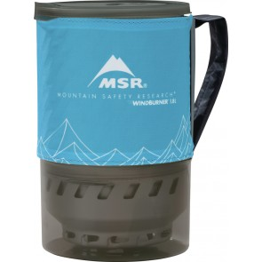 MSR WindBurner 1.8L Accessory Pot Blue-20