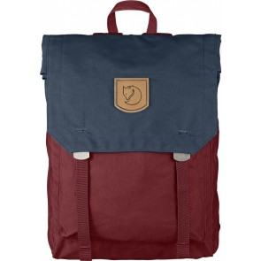 FjallRaven Foldsack No.1 Ox Red-Navy-20