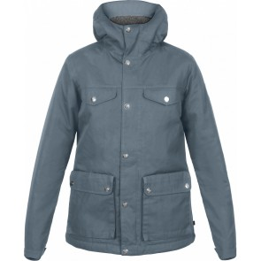 FjallRaven Greenland Winter Jacket W S Dusk-20