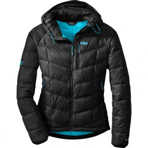 Outdoor Research Women´s Sonata Hoody 21B-BLACK/RIO-20