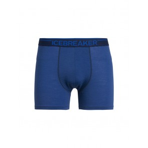 Icebreaker Mens Anatomica Boxers ESTATE BLUE-20