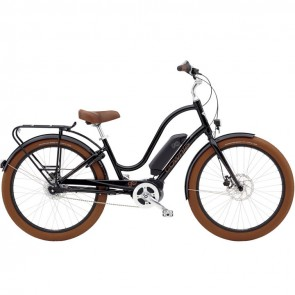 Electra Townie Go! 8i Ladies' Black Active Plus-20