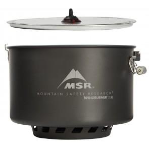MSR WindBurner Sauce Pot-20